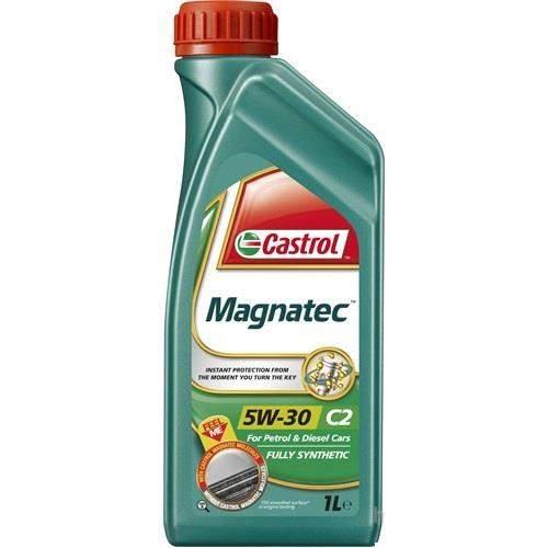 Castrol Magnatec 5W-30 C2 1 Lt. Ü.T 2021