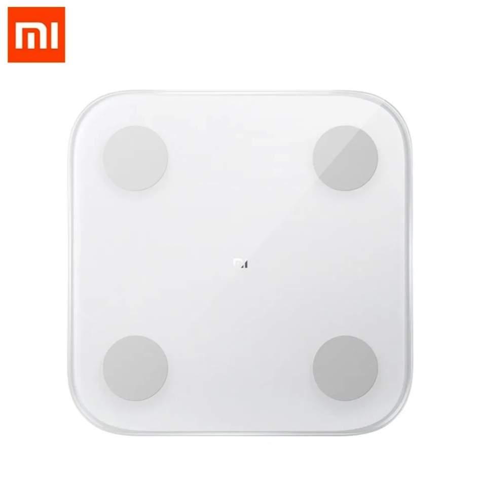 Xiaomi Mi YAĞ ÖLÇER Fonksiyonlu Akıllı Tartı Baskül