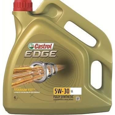 Castrol Edge 5w30 LL 4 litre Ü.T 2021